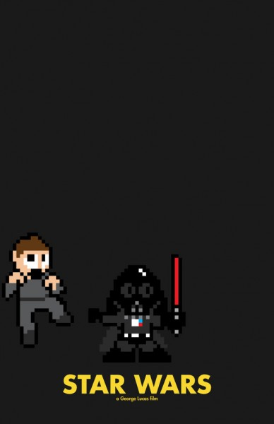 star-wars-8-bit-poster