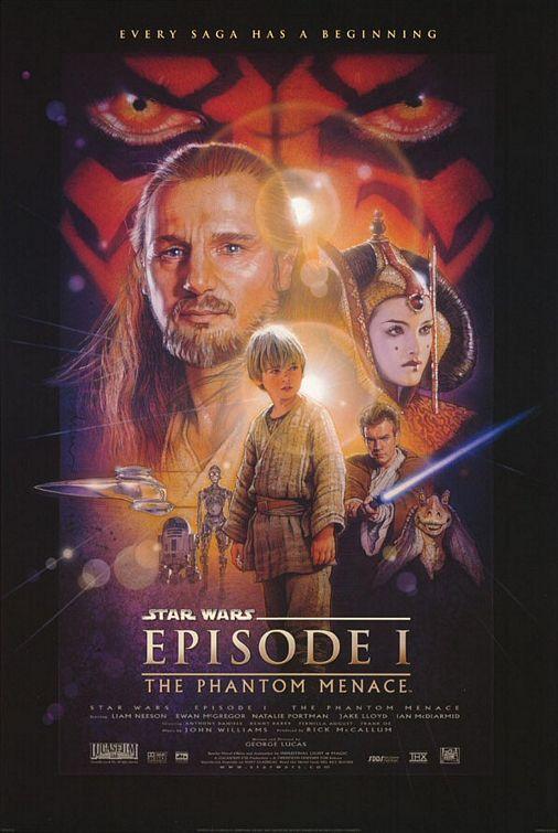 Star Wars: Episode I - The Phantom Menace movie