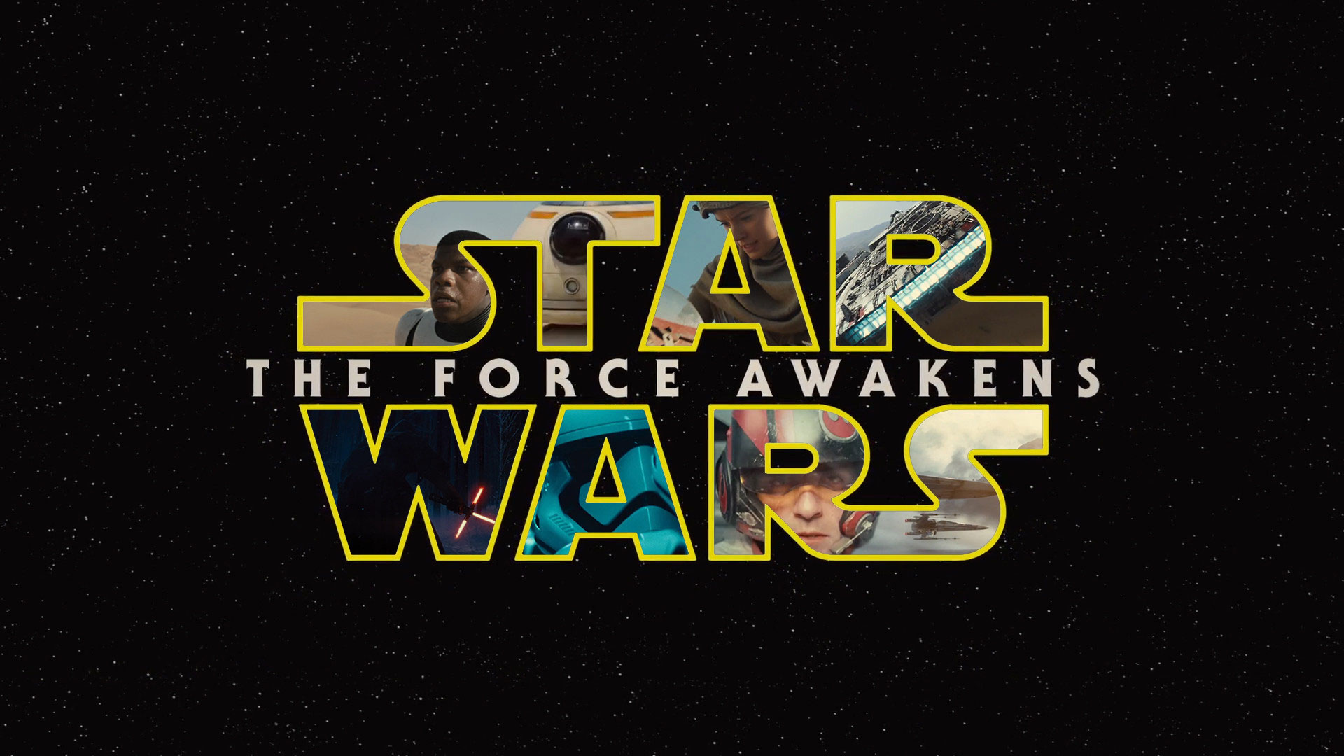 Star Wars The Force Awakens Wallpaper And Lego Trailer Collider