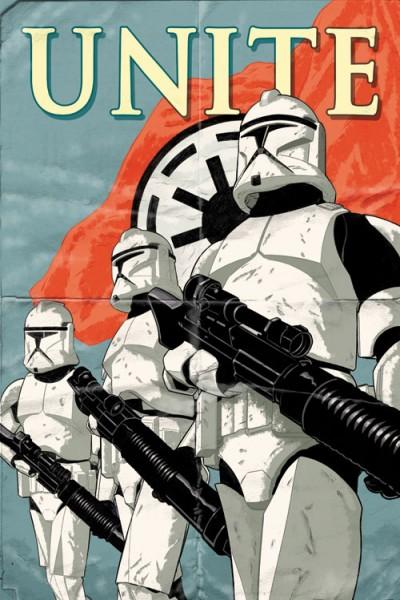 star_wars_propaganda_poster_joe_corroney_unite_stormtroopers