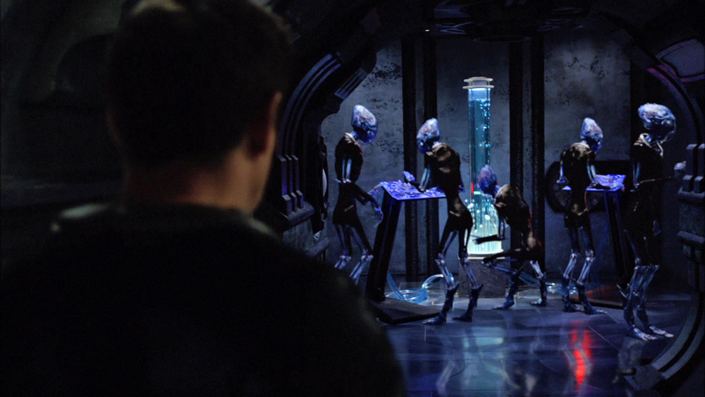 3 Exclusive Stargate Universe Images Including One