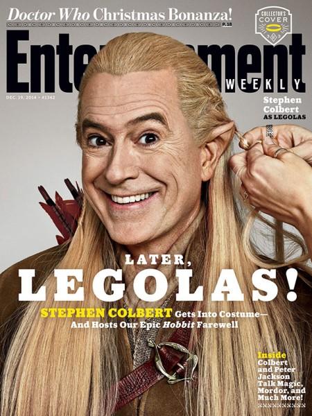 stephen-colbert-the-hobbit-legolas-cover