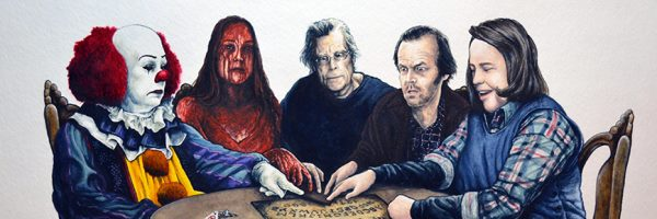 stephen king for a day art slice