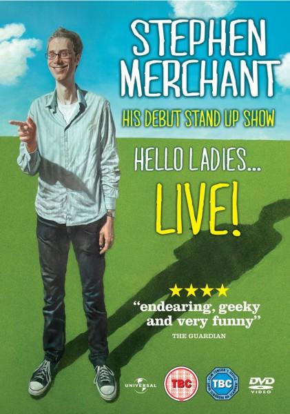 hello ladies poster stephen merchant