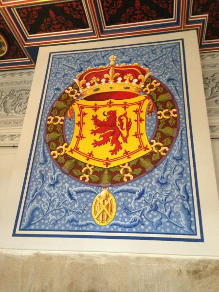 stirling-castle-bedchamber