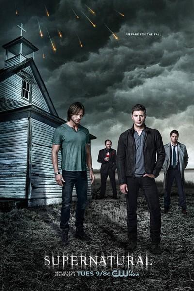 supernatural poster season 9