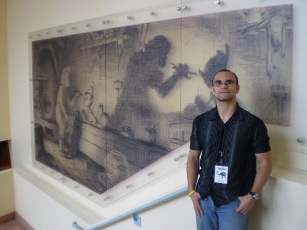 tangled_visit_pinocchio_mural