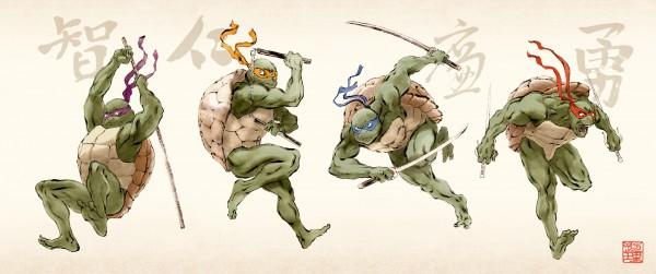 teenage-mutant-ninja-turtles-artwork-jed-henry