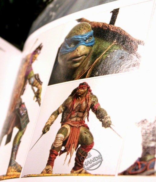 teenage-mutant-ninja-turtles-leonardo-raphael-book-image