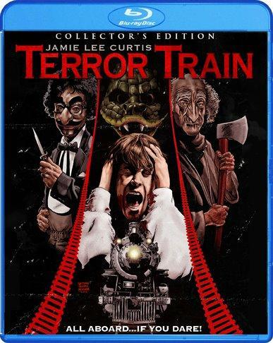terror train blu ray cover