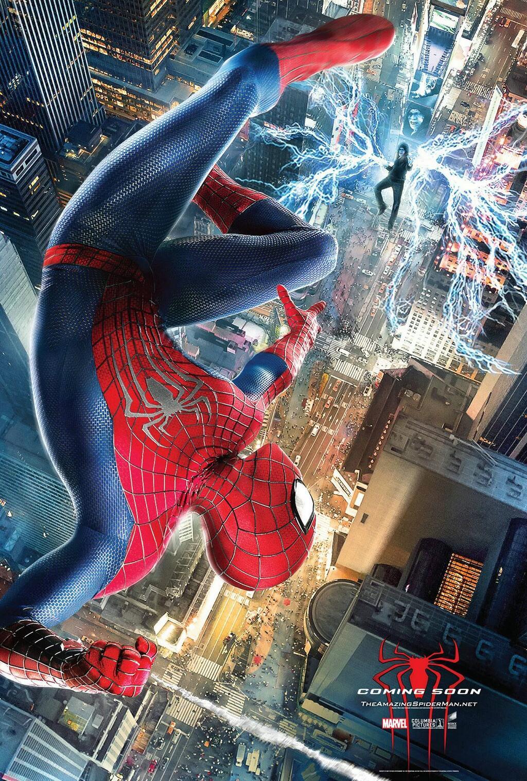 the amazing spider man 2 villain revealed collider. Black Bedroom Furniture Sets. Home Design Ideas