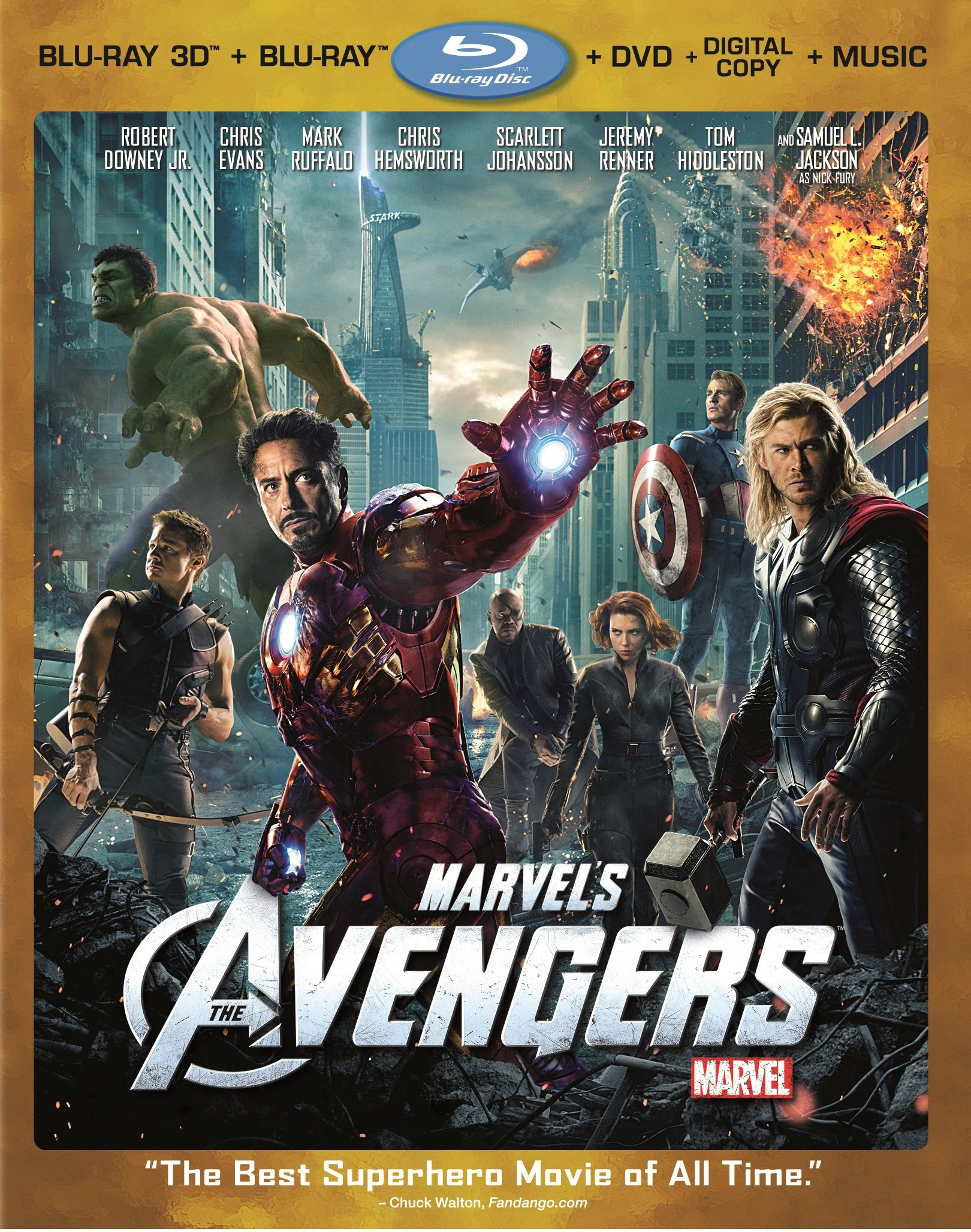 Avengers [TRUEFRENCH BLURAY 720p] [DTS]