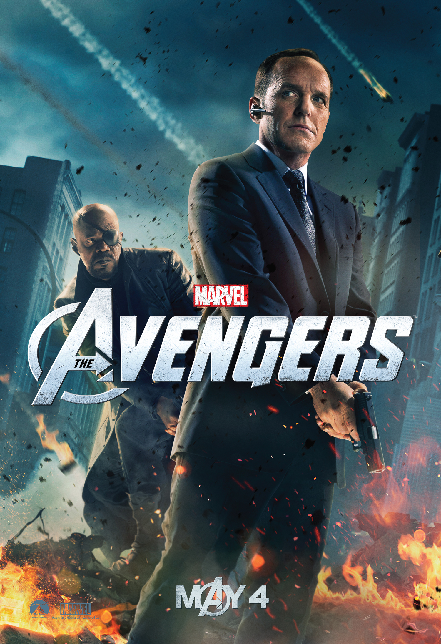 Avengers movie biography shield agents