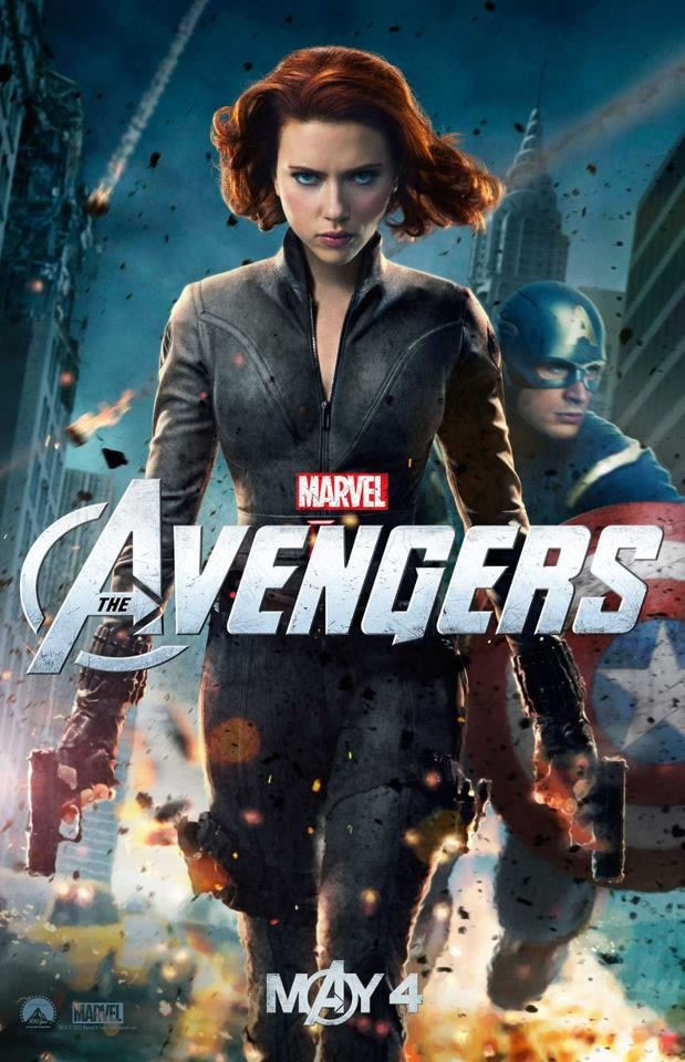 the-avengers-scarlett-johansson-black-widow-poster