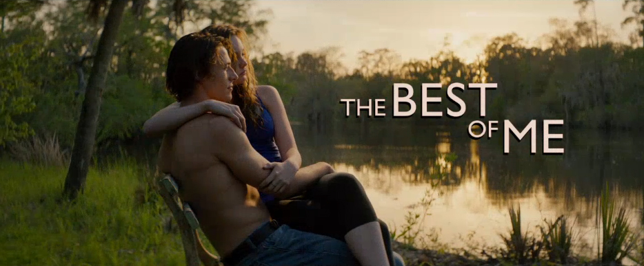 The best of me trailer james marsden and michelle monaghan lead the