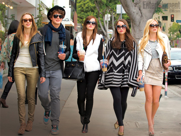 the bling ring image The Bling Ring Official Trailer 2013 Emma Watson Movie [HD]