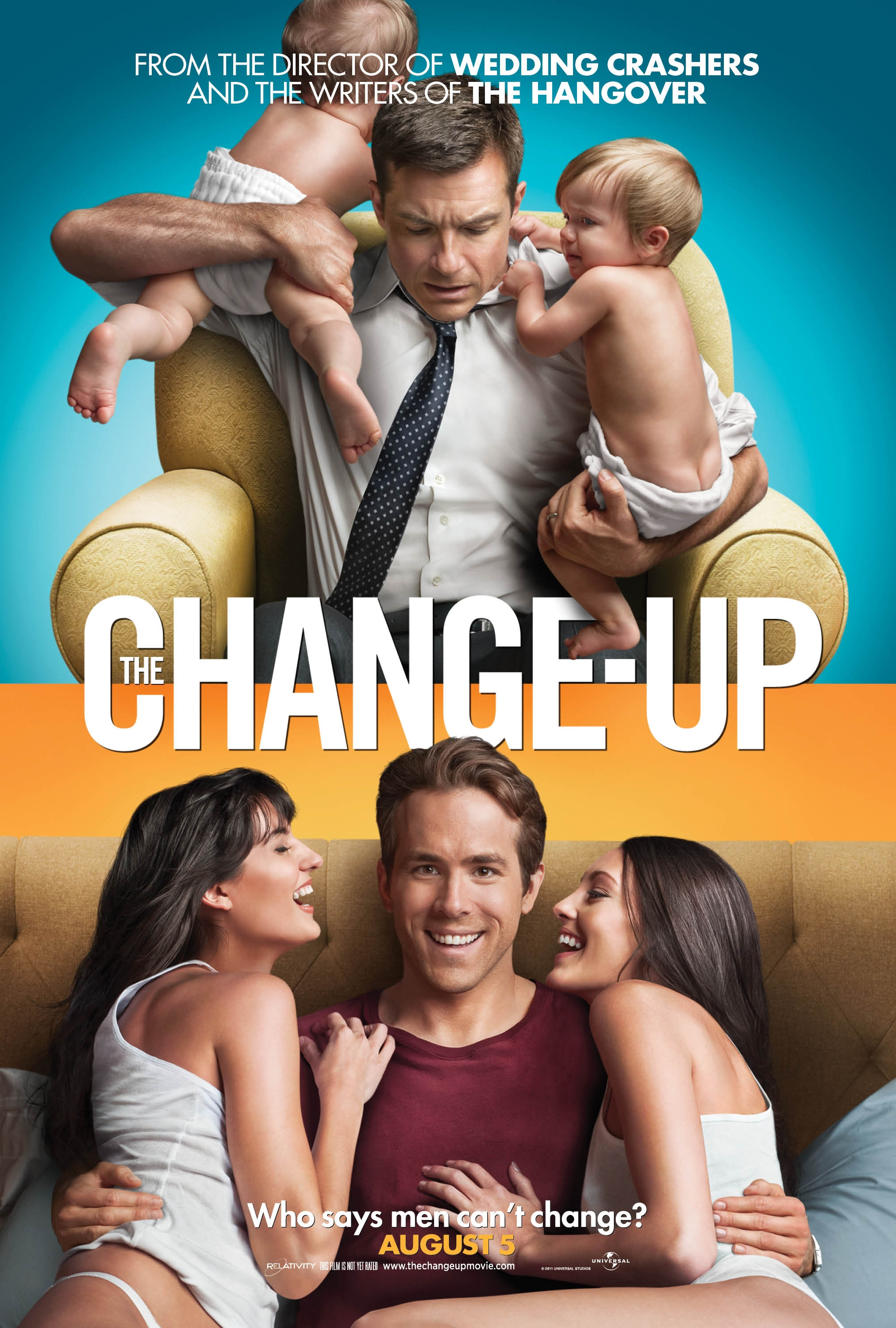 The Change-Up movie