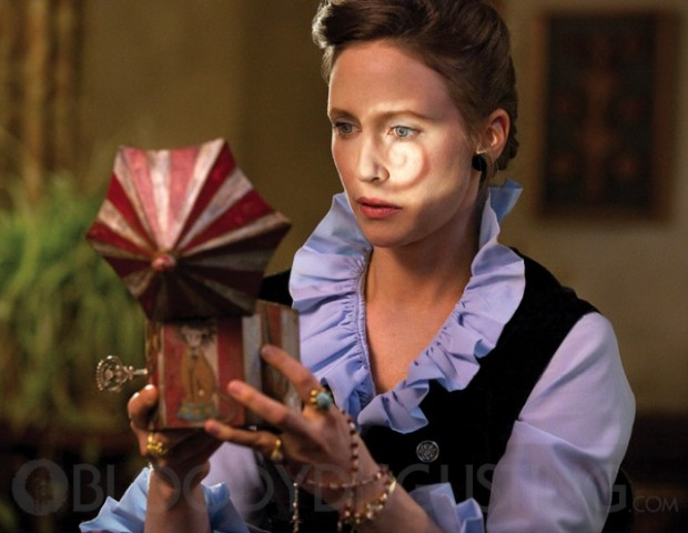 THE CONJURING Images Featuring Vera Farmiga and Patrick Wilson ...