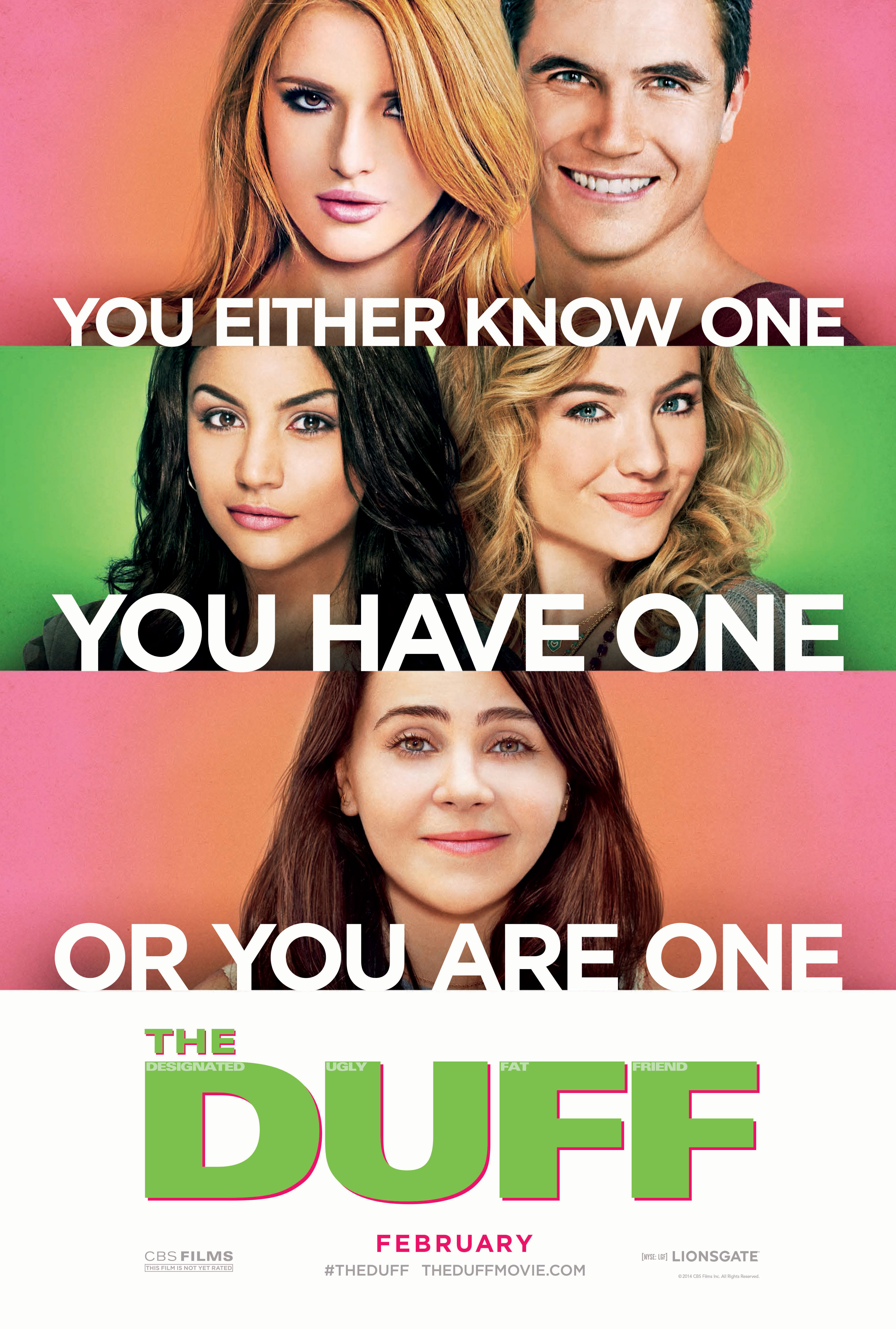 9cb93ca146c158 The DUFF Trailer Teaches You a New Four-Letter Word