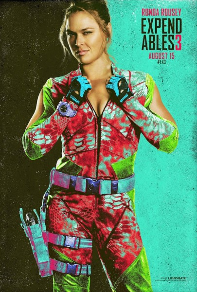 the-expendables-3-poster-ronda-rousey