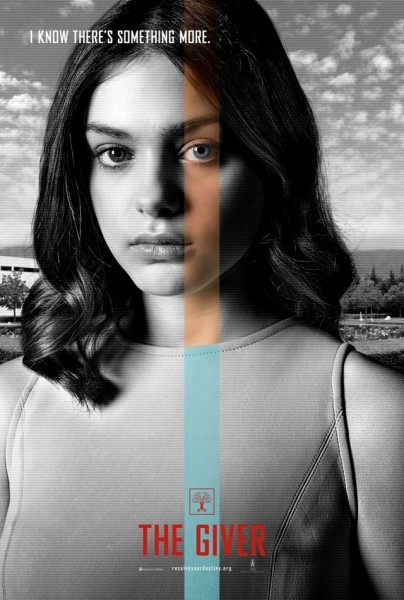 the-giver-odeya-rush-poster