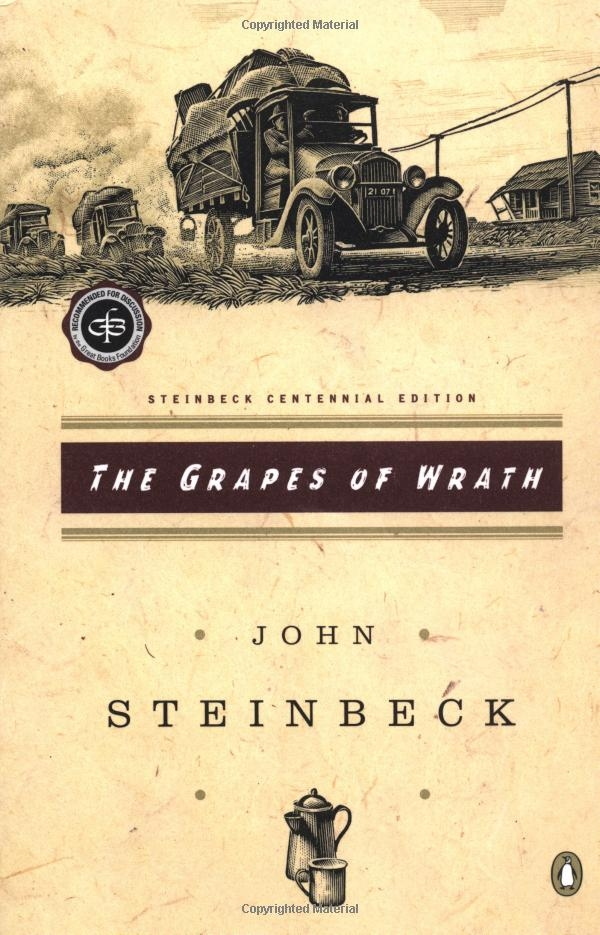 comparison between novel and movie grapes wrath In his book the fondas (citadel, 1973), john springer made a bold claim for the grapes of wrath: the great american novel made one of the few enduring great american motion pictures even accounting for film journalism hyperbole and divergent opinions about the original book and its screen adaptation, which was.