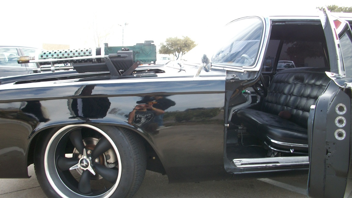 What Kind Of A Car Did The Green Hornet Drive