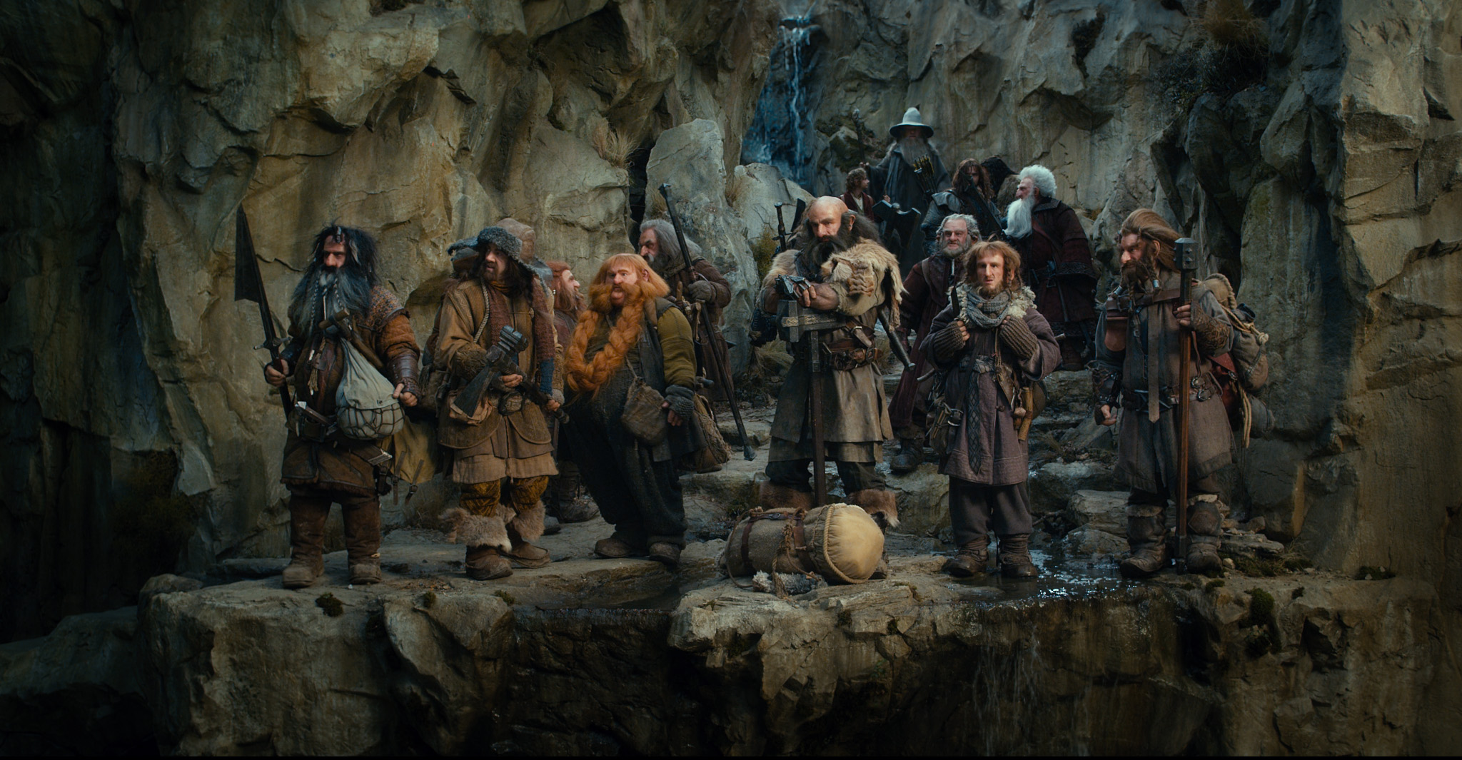 the hobbit an unexpected journey Directed by peter jackson with martin freeman, ian mckellen, richard armitage , andy serkis a reluctant hobbit, bilbo baggins, sets out to the lonely.