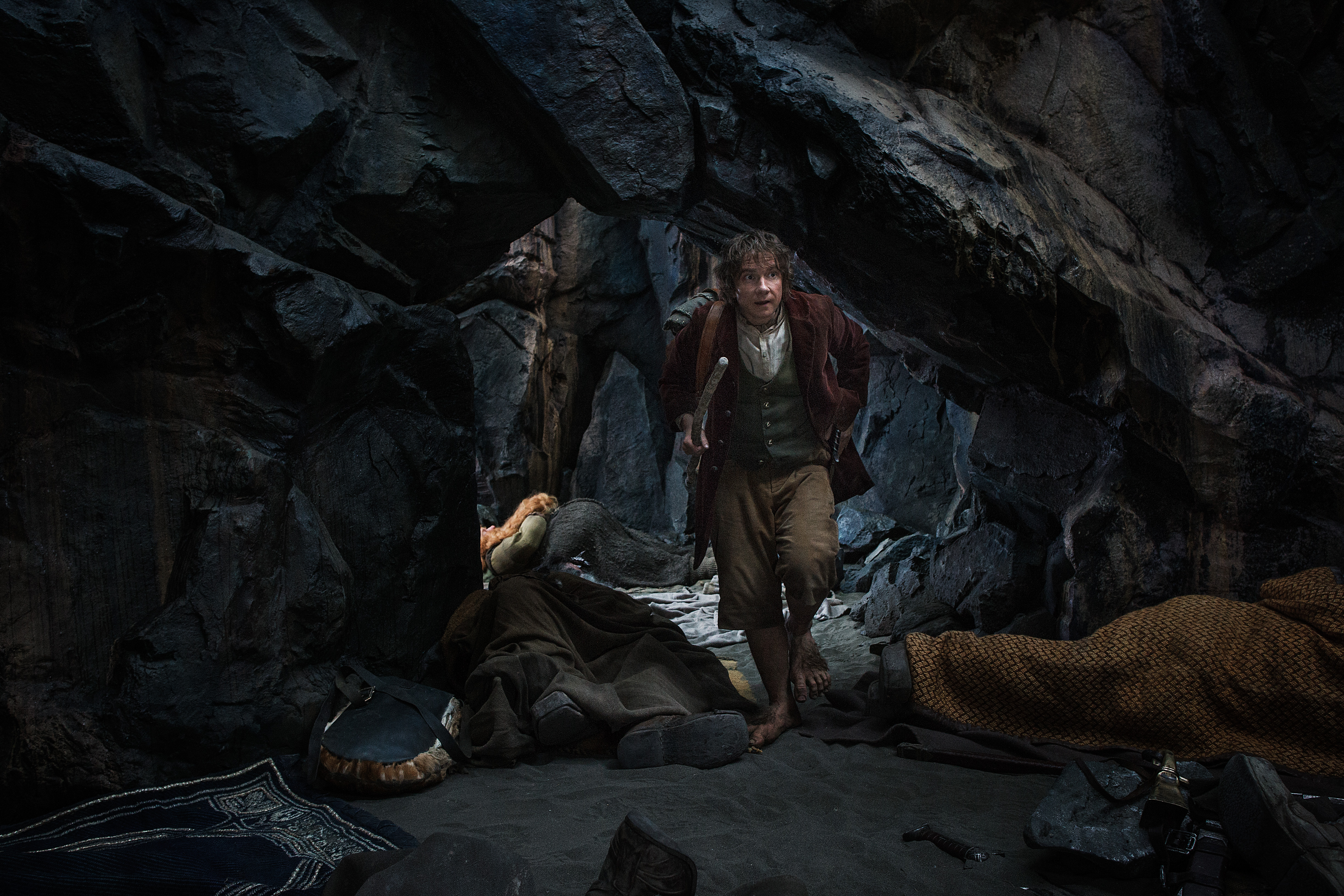 Opinion Hobbit unexpected journey are
