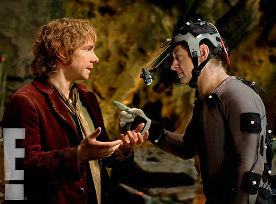 the-hobbit-andy-serkis-martin-freeman