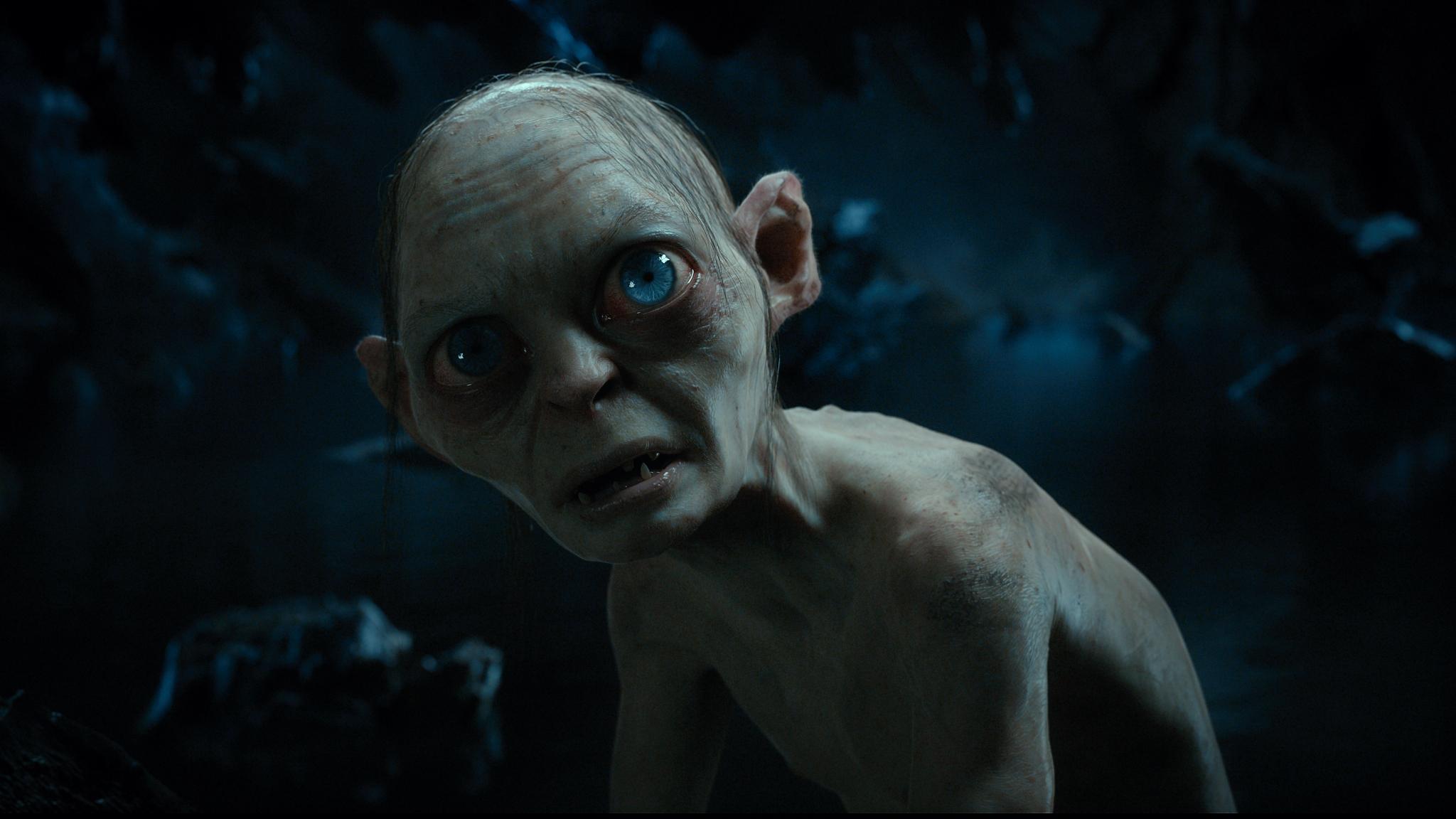 Hobbit Gollum