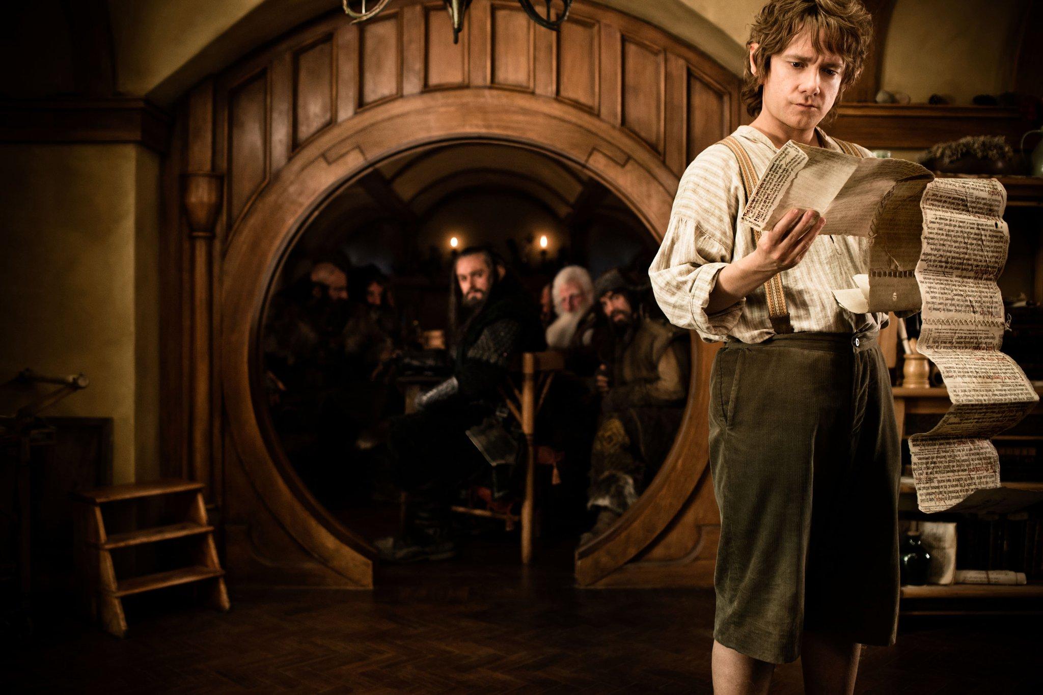 Peter Jackson, El Hobbit, Los Enanos y la Trilogía...