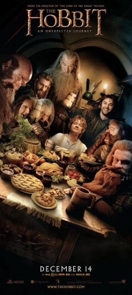 the hobbit poster martin freeman ian mckellen