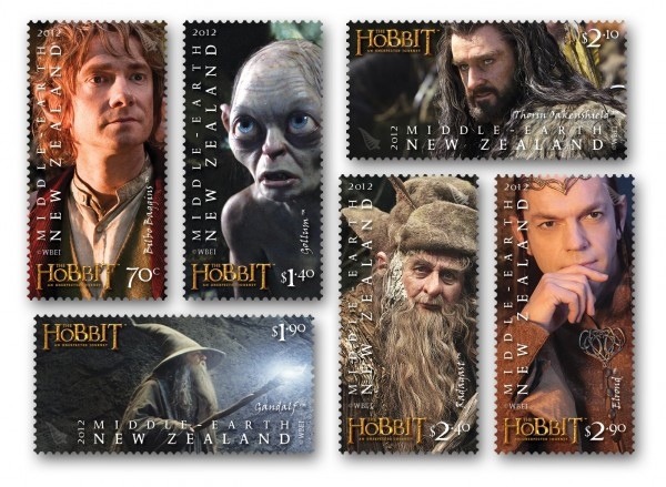 the-hobbit-stamps
