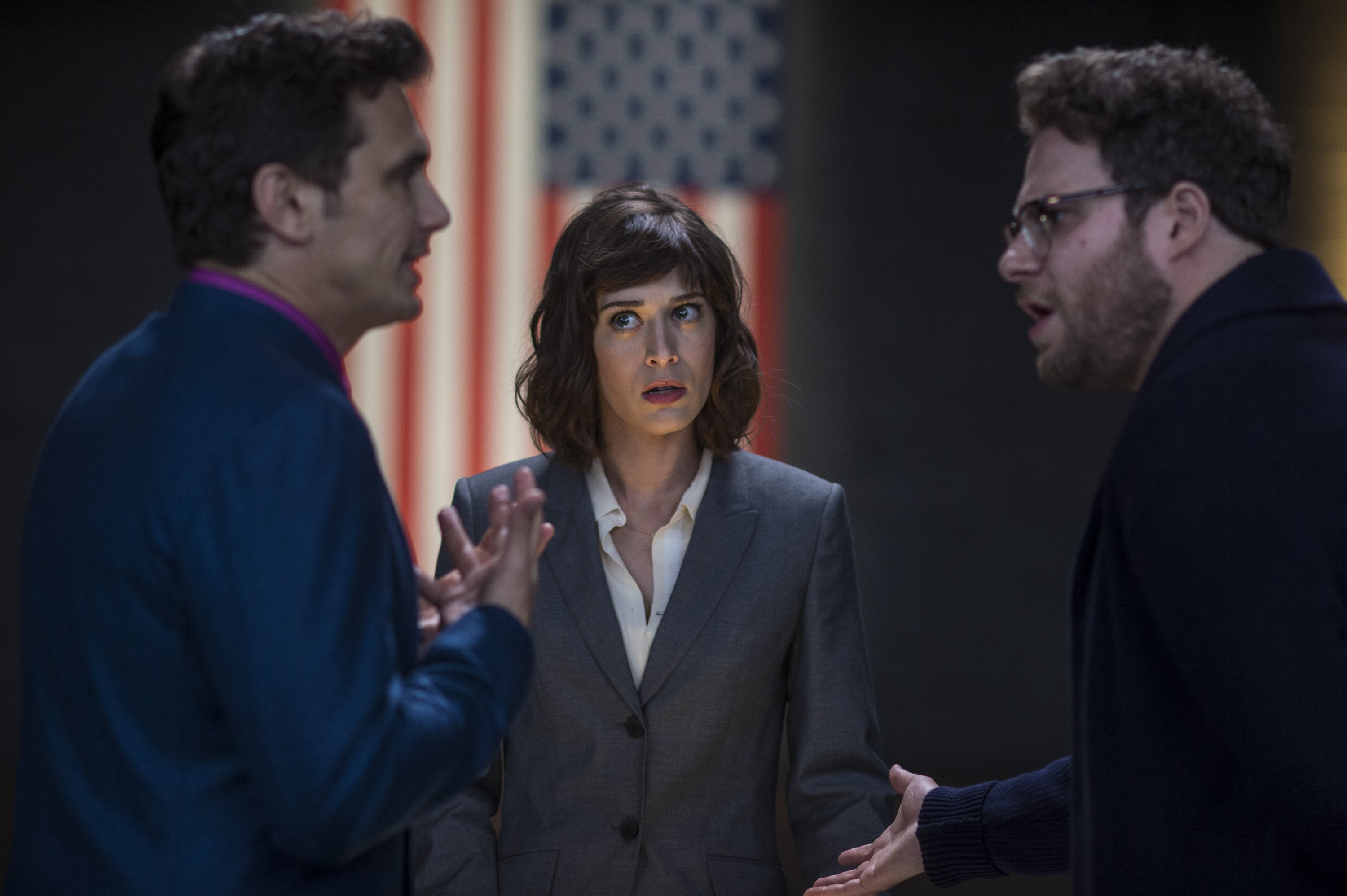 The Interview Release Date has Shifted to Christmas