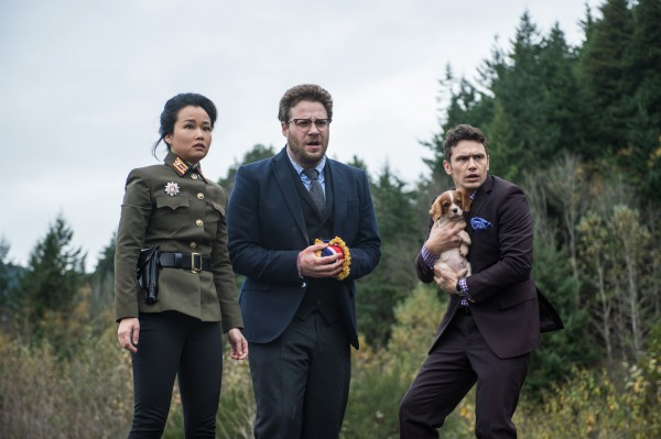 Sony Considering a VOD Release for The Interview After Theaters.