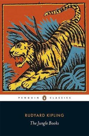 the jungle books book cover