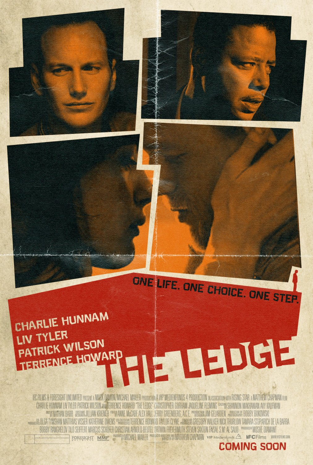 The Ledge movie