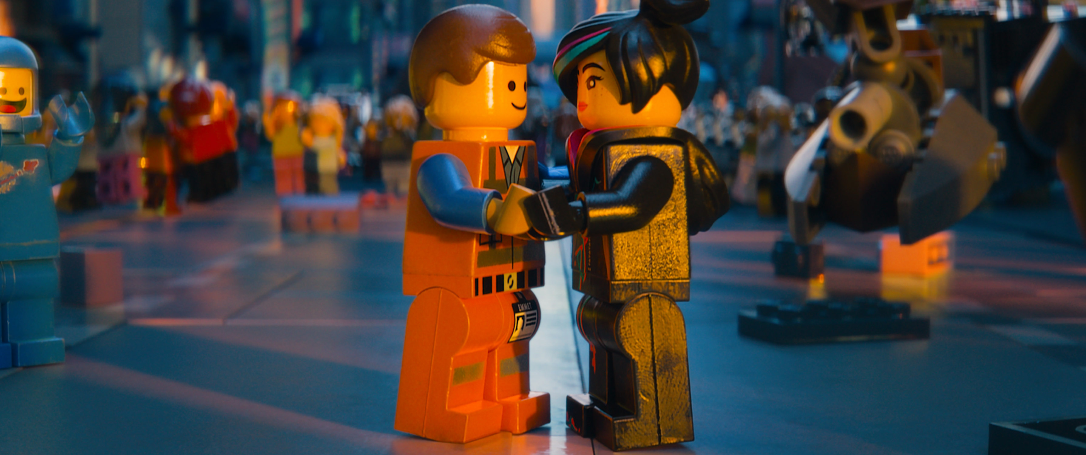The Lego Movie 2 Story Revealed Lord And Miller Rewriting Collider