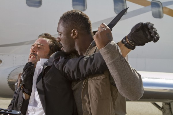 The Losers movie image Idris Elba