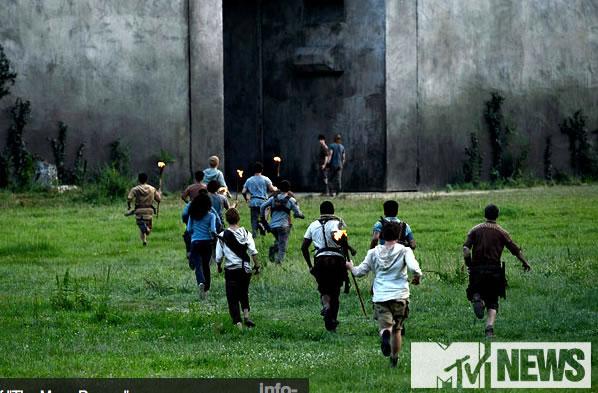 the maze runner movie 2 Các bối cảnh ngoạn mục của The Maze Runner