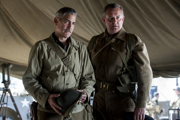 the-monuments-men-george-clooney-hugh-bonneville