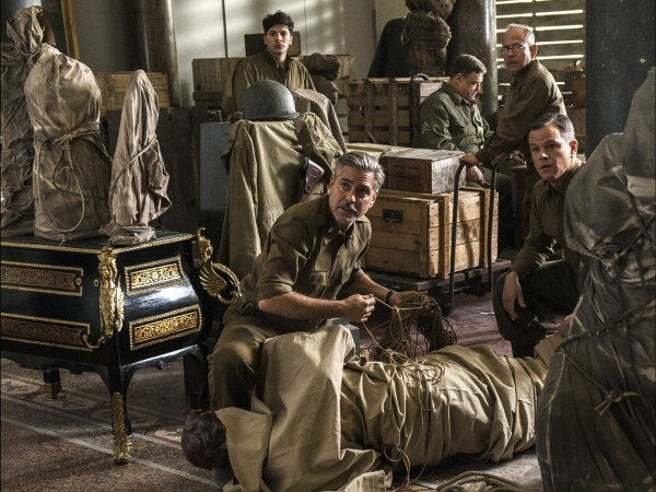 the-monuments-men-george-clooney-matt-damon