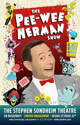 the-pee-wee-herman-show-on-broadway-poster
