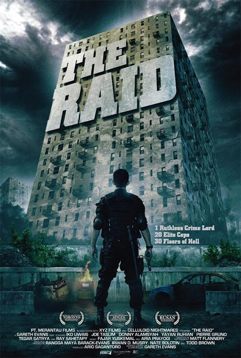 Tuff Fest II: The Raid (2011)