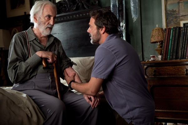 The Resident movie image Christopher Lee, Jeffrey Dean Morgan