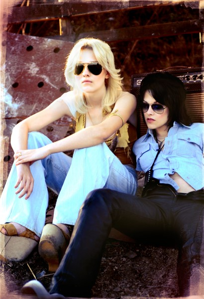 The Runaways Kristen Stewart, Dakota Fanning