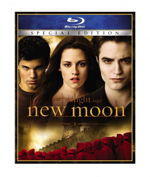 The Twilight Saga New Moon Blu-ray 1