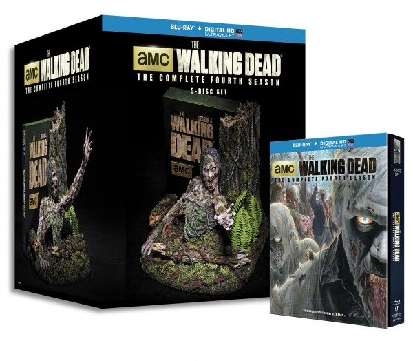 the walking dead season 4 blu ray tree walker