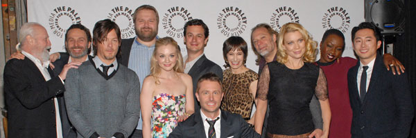 The Walking Dead Season 4 News From The Cast Greg Nicotero